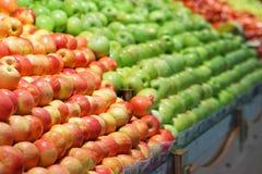 targowi stoiskowi warzywa Obraz Royalty Free