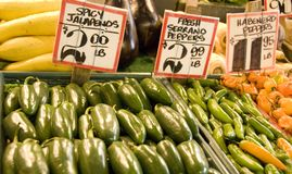 targowi vegatables zdjęcia royalty free