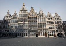 targowy Antwerp kwadrat Obraz Stock