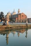 targowy Italy kwadrat Padova Zdjęcia Stock