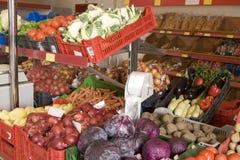 targowy warzywo Zdjęcia Stock