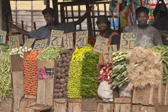 targowy warzywo Obraz Stock