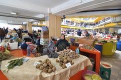 targowy warzywo Fotografia Royalty Free