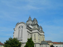Targu Mures Cathedral , Romania Royalty Free Stock Photography