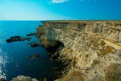 Tarhankut, Crimea Royalty Free Stock Photos