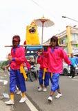 Tari Gotong Singa, Cultural Festival 2017 Stock Images