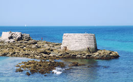 Tarifa Ισπανία Στοκ εικόνα με δικαίωμα ελεύθερης χρήσης