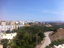 Tarifa, Andalusia, Spagna fotografia stock