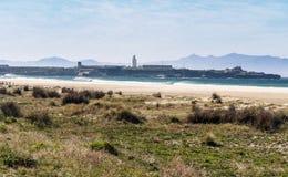 Tarifa beach Stock Photo