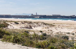 Tarifa beach Stock Photos