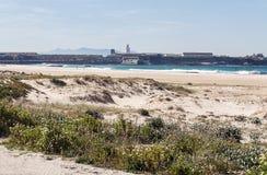 Tarifa beach Stock Photos