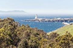Tarifa coastline Royalty Free Stock Photo