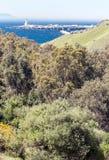 Tarifa coastline Stock Photos