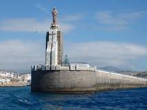 Tarifa, Costa de la Luz fotografia stock libera da diritti