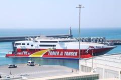 Tarifa Espagne Photos libres de droits