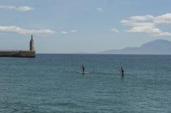 Tarifa, Espagne, Andalousie, péninsule ibérienne, l'Europe image libre de droits