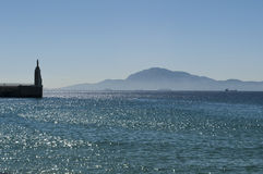 Tarifa, Hiszpania, Andalusia, Iberyjski półwysep, Europa Zdjęcia Stock
