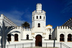 Tarifa Public Library Royalty Free Stock Photo