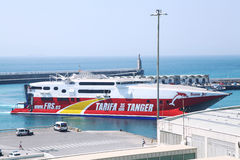 Tarifa Spain Royalty Free Stock Photos