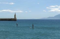 Tarifa, Spanje, Andalusia, Iberisch schiereiland, Europa royalty-vrije stock foto's