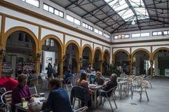 Tarifa, Spanje, Andalusia, Iberisch schiereiland, Europa stock fotografie