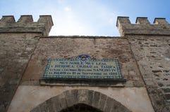 Tarifa, Spanje, Andalusia, Iberisch schiereiland, Europa royalty-vrije stock afbeelding