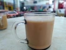 tarik tea stock photo