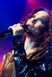 η Tarja Στοκ Φωτογραφία