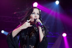 Tarja Turunen Stock Photo