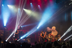 Tarja Turunen in concert Stock Photography