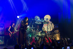 Tarja Turunen in concert Stock Image