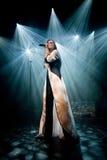 Tarja Turunen ex nightwish singer Stock Photos