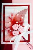 tarjeta Fotografía de archivo libre de regalías