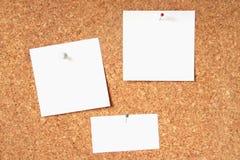 Tarjeta de aviso de Crok Imagen de archivo