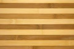 Tarjeta de bambú Fotografía de archivo
