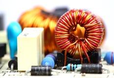 Tarjeta de circuitos Fotografía de archivo libre de regalías