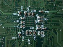 Tarjeta de circuitos Imágenes de archivo libres de regalías