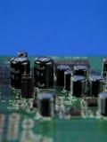 Tarjeta de circuitos imagenes de archivo