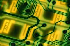 Tarjeta de circuitos 2 Imágenes de archivo libres de regalías