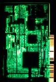 Tarjeta de circuitos Fotografía de archivo
