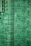 Tarjeta de circuitos imagen de archivo