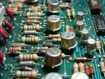 Tarjeta de circuitos imagen de archivo libre de regalías
