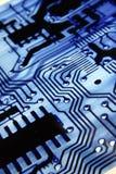 Tarjeta de circuitos electrónicos Foto de archivo