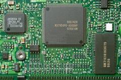 Tarjeta de circuitos impresos Foto de archivo