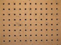 Tarjeta de clavija fotografía de archivo