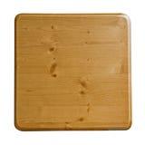Tarjeta de corte de madera fotos de archivo