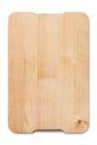 Tarjeta de corte de madera Imagen de archivo libre de regalías