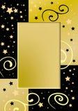 Tarjeta de felicitación Fotografía de archivo