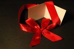 Tarjeta de felicitación Imagen de archivo libre de regalías
