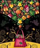 Tarjeta de felicitación de la Navidad 3 libre illustration